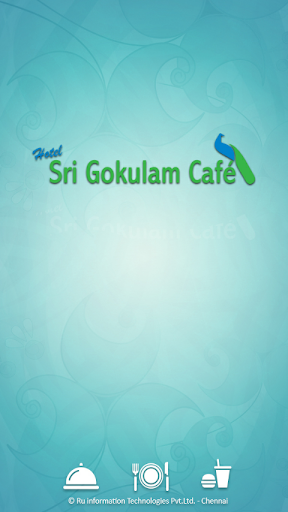 Sri Gokulam Cafe