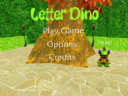 ABC Letter Dino 3D- screenshot thumbnail