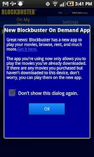Blockbuster 2.7 for HTC - screenshot thumbnail