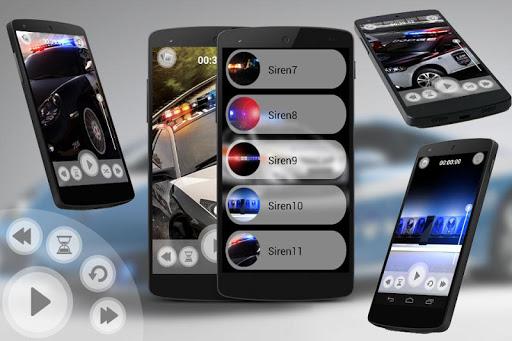 【免費音樂App】Siren Sounds and Ringtone-APP點子