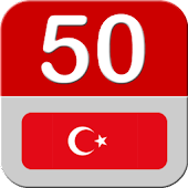 Turkish 50 languages