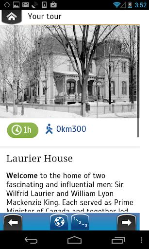 Explora Laurier House