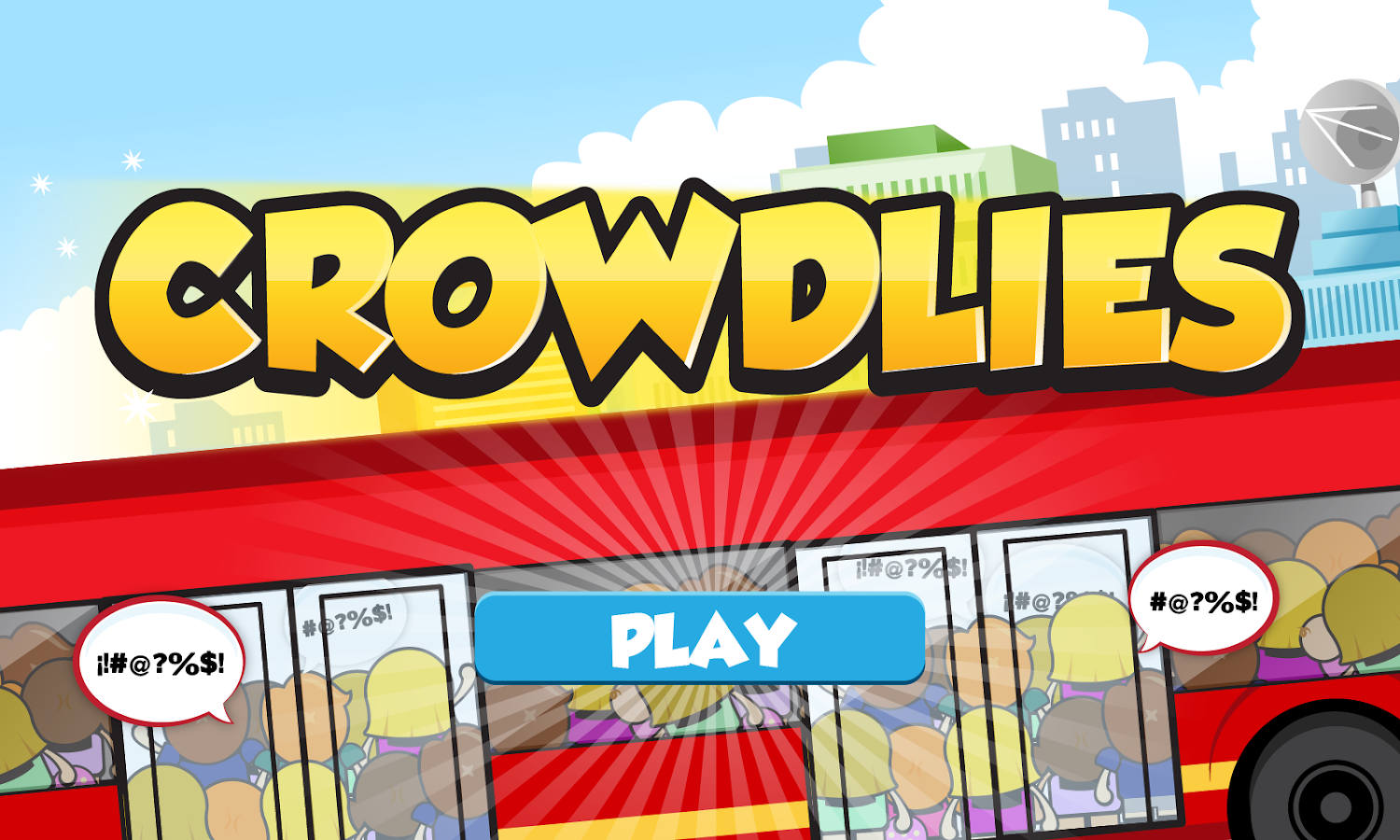 Crowdlies - screenshot