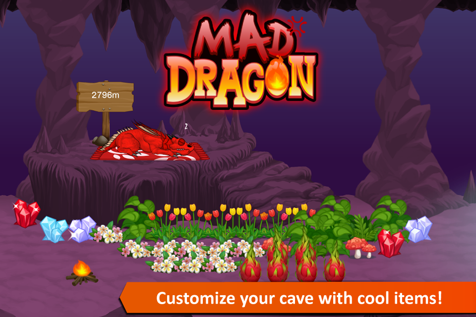 Mad Dragon- screenshot