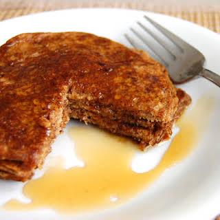 Paleo Sweet Potato Pancakes.