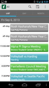 CPP Mobile - screenshot thumbnail