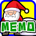 Memo Widget Santa Claus Full