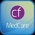 CF MedCare Reminder App icon
