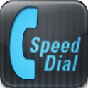 Speed Dial Dark Widget icon