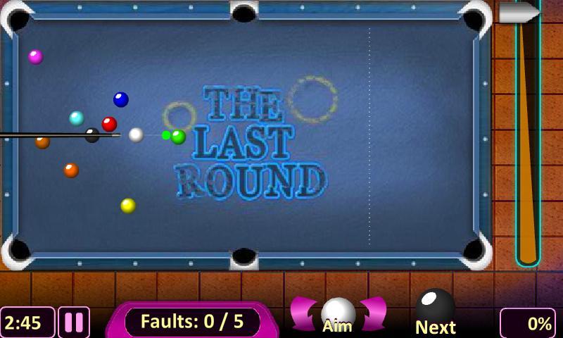 Pool Island FREE - screenshot