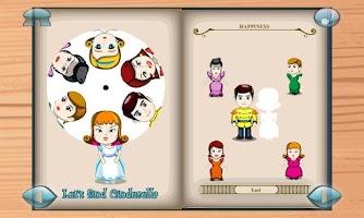 Screenshot of Cinderella : 3D Pop-up Book