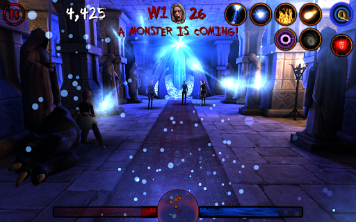 【免費動作App】Magic Clash: The Temple-APP點子
