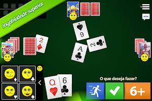 Screenshot of Truco Mineiro Online