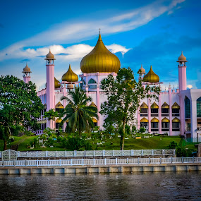Mosque by Luqman Asnawi - Landscapes Travel (  )