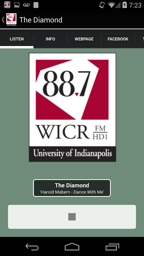 WICR - The Diamond- screenshot