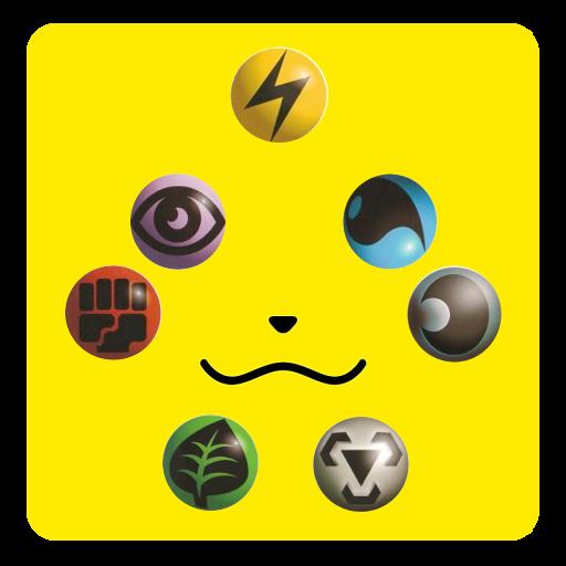 ポケモンマスター・クイズ 益智 LOGO-玩APPs
