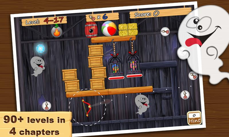 Free The Birds- screenshot