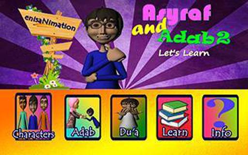 Asyraf dan Adab