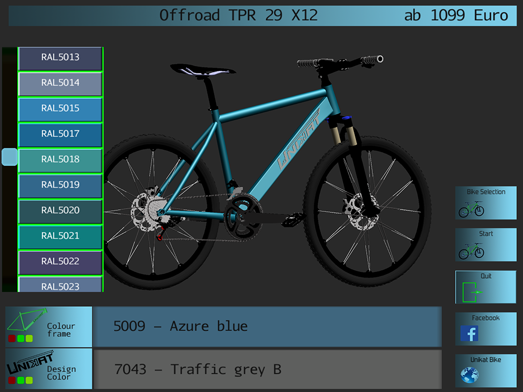 Bike 3d Configurator D Bike amp Design and View