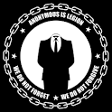 Anonymous Wallpapers logo