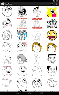 Rage Faces- screenshot thumbnail