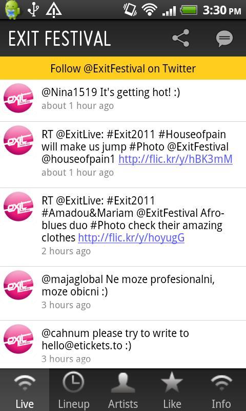 EXIT 11- screenshot