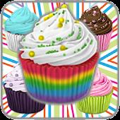 Cupcakes Memory for Kids