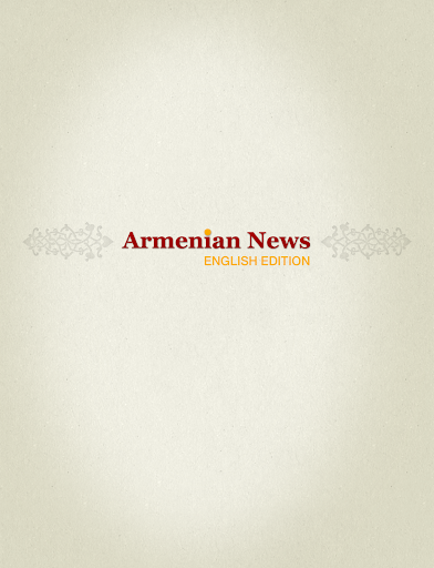 Armenian news English Edition