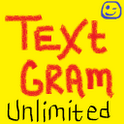 Textgram Unlimited icon