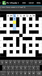 Crossword Cryptic Lite- screenshot thumbnail