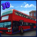 City Bus Driver 3D - Shuttle mobile app icon
