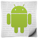 Reader for Android News icon