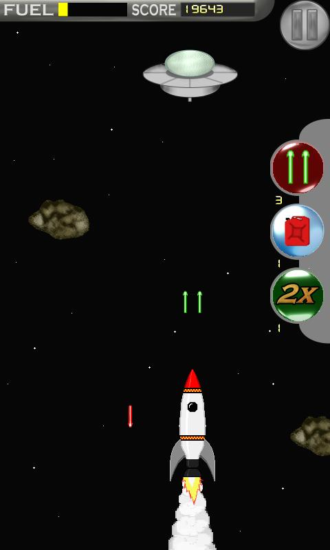 Race to Space- screenshot