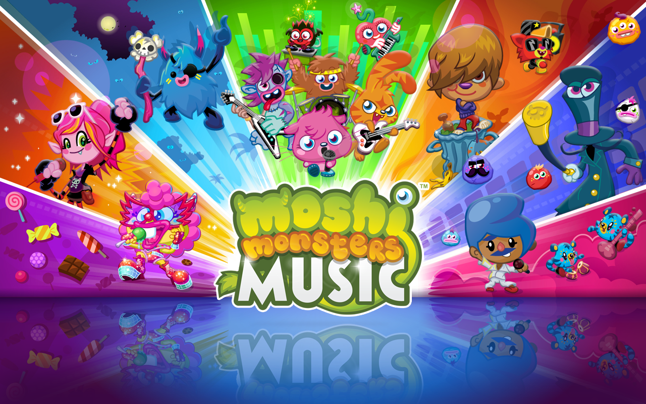 Moshi Monsters Music Android Apps On Google Play