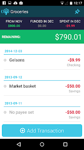 You Need A Budget (YNAB)- screenshot thumbnail