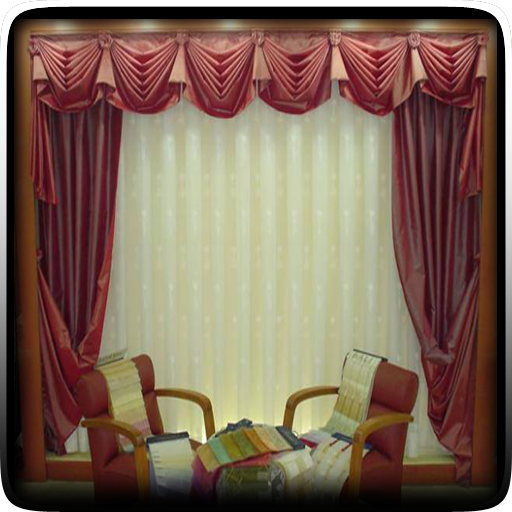 Stylish Curtain Designs 生活 App LOGO-APP開箱王