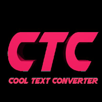 Fancy Text:Cool Text Converter