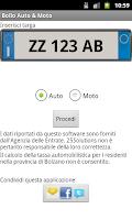 Screenshot of Bollo Auto & Moto