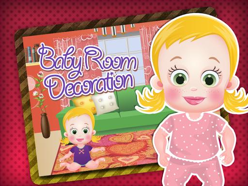 嬰兒房裝飾 - Baby Room Decoration