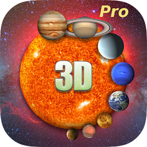 Solar system 3d pro android apps on google play - Google chrome 3d home design app ...