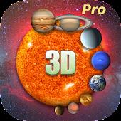 Solar System 3D Pro