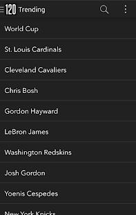 120 Sports Screenshot 15