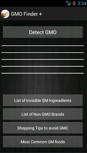 GMO Finder +