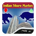 Indian Share market icon