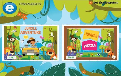 Jungle Adventure: Free