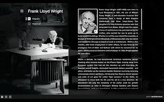 Screenshot of F.L. Wright – Fallingwater HD