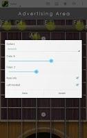 Screenshot of Guitar Droid Lite