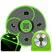 GoLocker Theme PoisonGreen