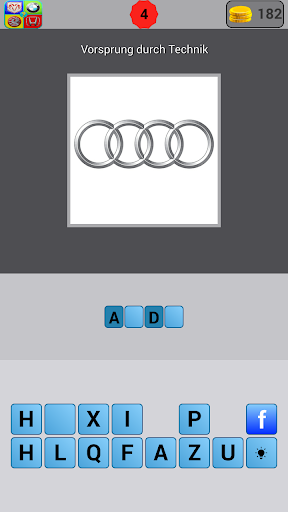 Cars Logo Quiz  {cheat|hack|gameplay|apk mod|resources generator} 4