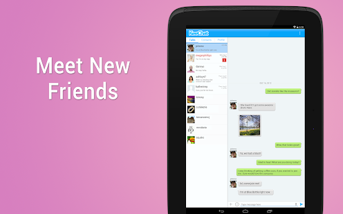 KeeChat Messenger - Free chats- screenshot thumbnail